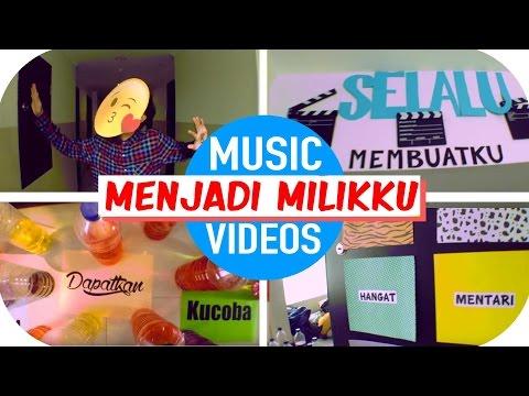 MENJADI MILIKKU - Adera, Kunto Aji, Segara (Lyric Music Video)