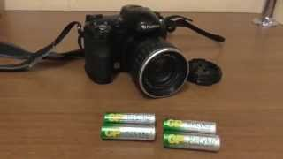 видео Ремонт Fujifilm FinePix S8000fd