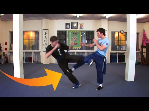 Wing Chun's Core Concepts (HD)