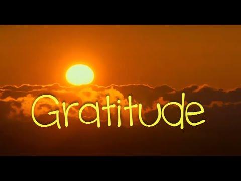 GRATITUDE a film by Louie Schwartzberg in Happy Newcomer Inc