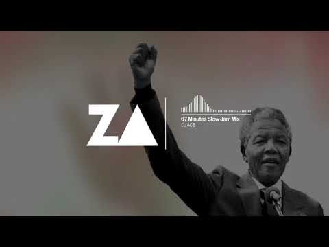 DJ Ace – Nelson Mandela 100 Years Centenary - 67 Minutes Slow Jam Mix 🔥