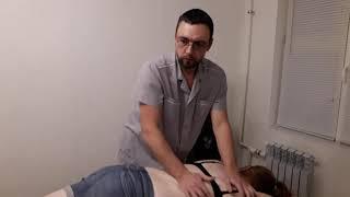 сеанс массажа при боли в пояснице анти массаж череповец виктор тайпан