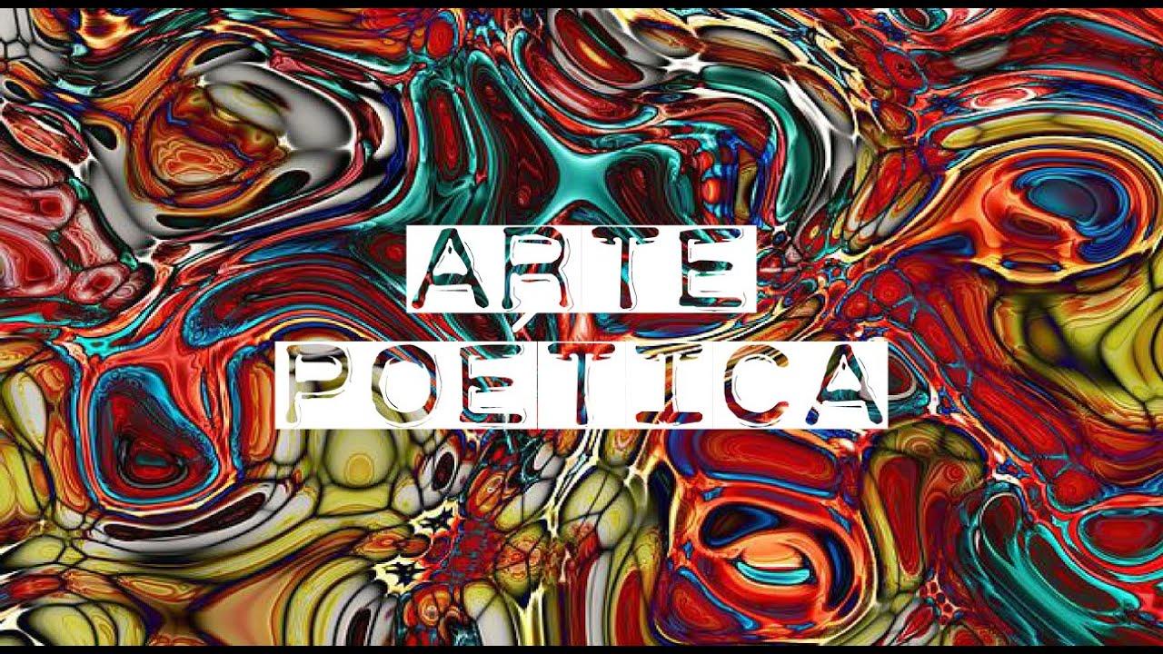 Arte Poética - Poema Pablo Neruda - YouTube