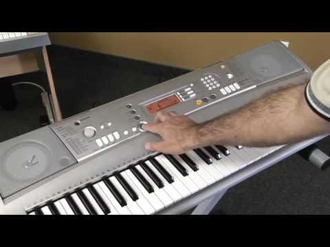 Part 4 yamaha keyboard quick start guide keyboard songs for Yamaha keyboard parts