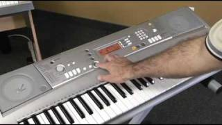 Part 4: Yamaha Keyboard Quick Start Guide - Keyboard Songs and Recording