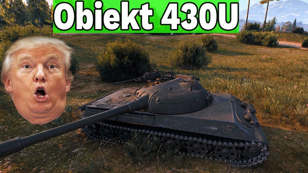 TRUDNY DO OCENY? – OBIEKT 430U – World of Tanks