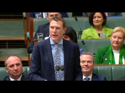 House Question Time 19 June 2017