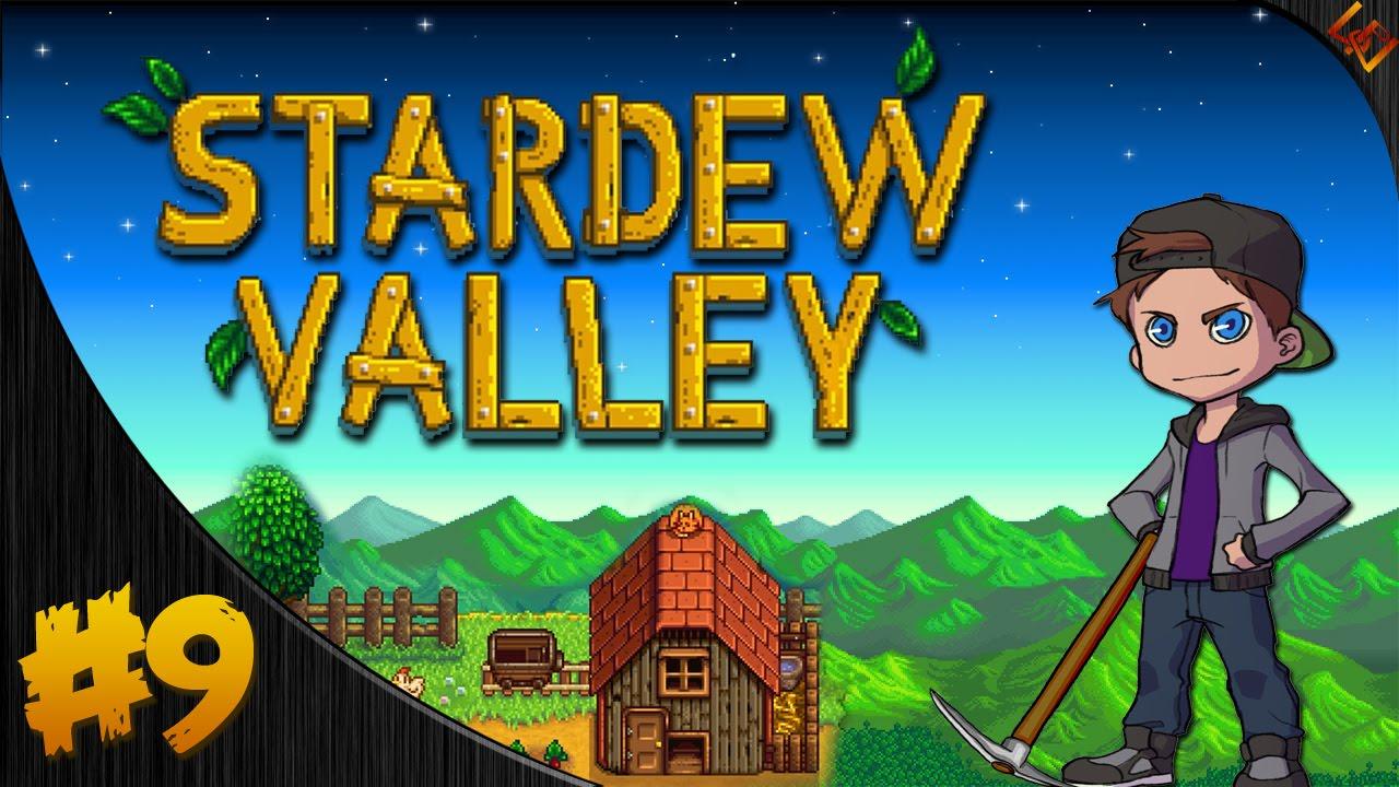 Stardew Valley Gameplay Walkthrough Part 9 - Adventurer's Guild - YouTube