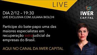 Live com Juliana Biolchi