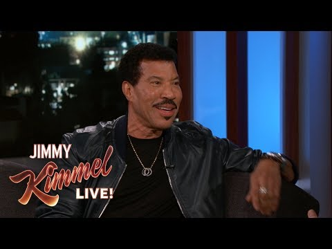 Lionel Richie Didn't Want to Leave the Commodores