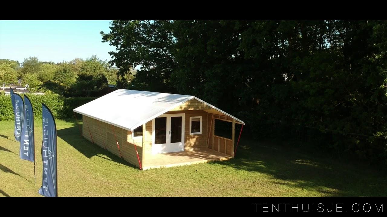Beste Dé leverancier van Tenthuisjes voor campings   Laat je verrassen! JR-88
