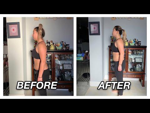 KETO DIET RESULTS WEEK 2!! Weight Loss Update + Progress Pics 🍑