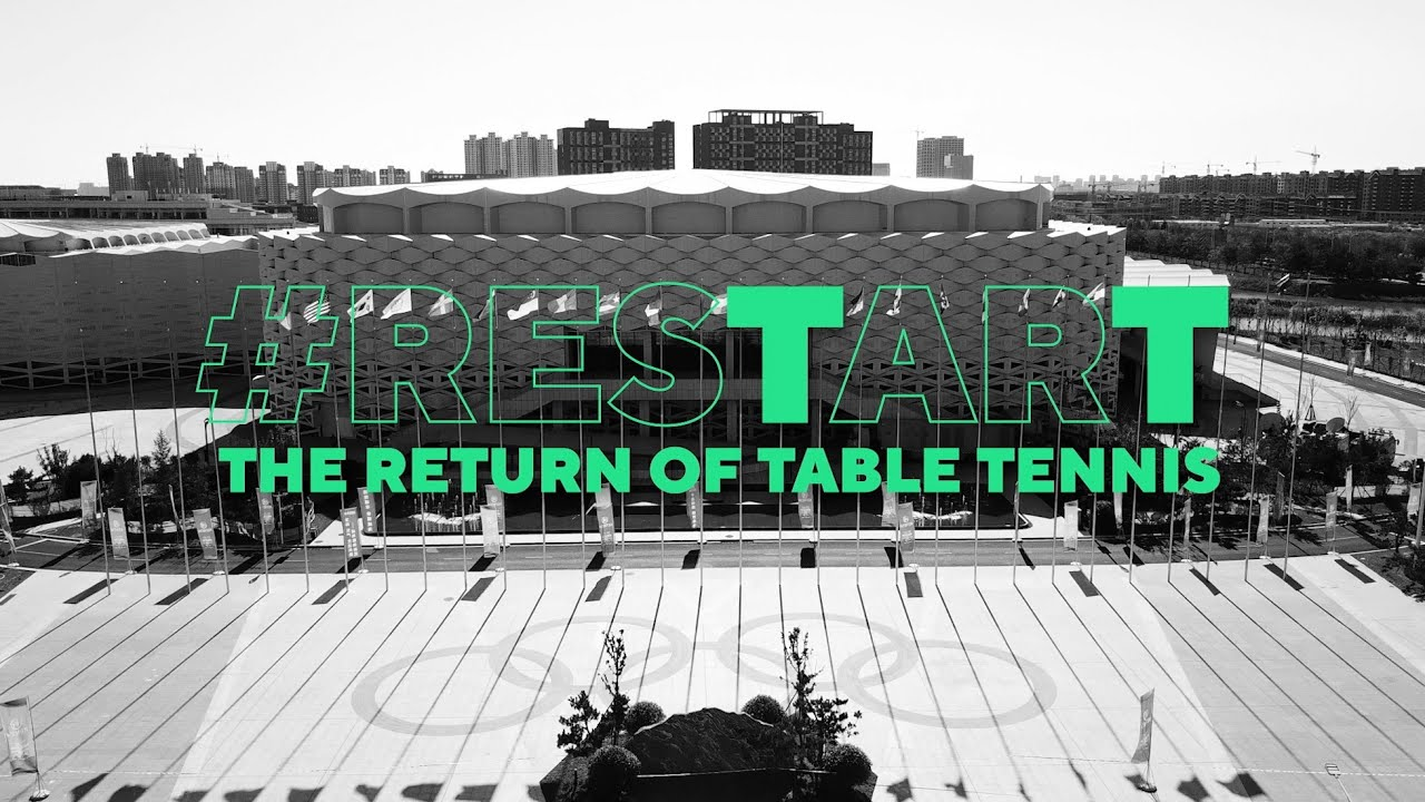 Download The #RESTART of Table Tennis