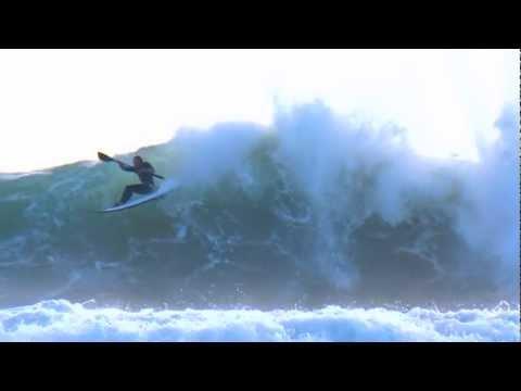 "Ben John Waveski ""Fuel Tv"" Profile clip"