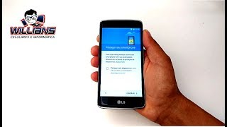 Desbloqueio de Conta Google LG K8 K350, k350ds, Patch 1° agosto, Desbloquear, Restaurar