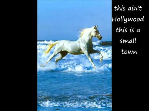 Taylor Swift- White Horse lyrics