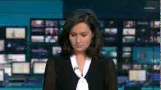itv News 2013 - new look morning summary and ident