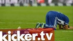 KSC fehlen nur Minuten - Kauczinski als fairer Verlierer - kicker.tv