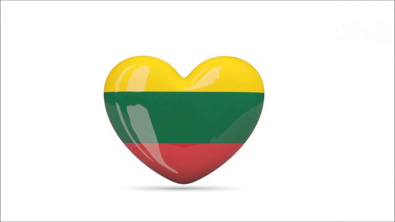 Gražiausios Lietuviškos Dainos - Beautiful Lithuanian Songs (Nr. 2)