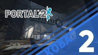Portal 2 - Part 2 | Half-Life Marathon