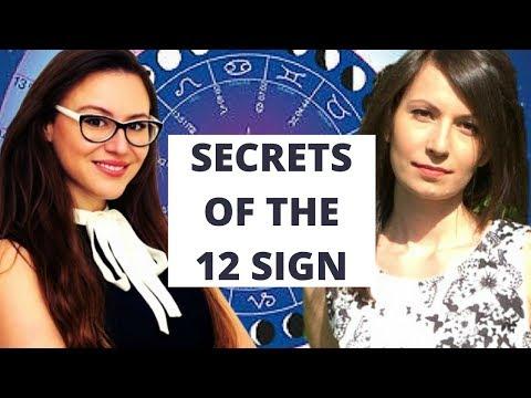 The 12 SECRET Faces of each zodiac SIGN - Q&A with Marina & Astrolada