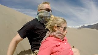 GoPro Awards: Sand Dune Crash