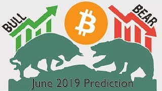June 2019 Bitcoin Price Prediction