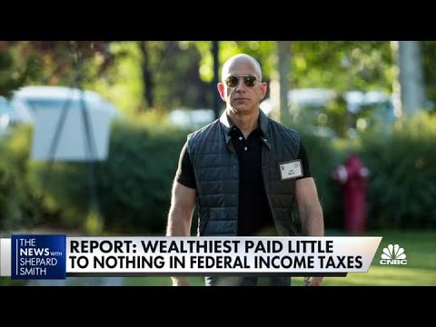 ProPublica report shows just how little the rich pay in taxes