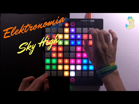 Elektronomia - Sky High // Launchpad Cover + Project File
