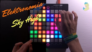 Elektronomia Sky High Launchpad Cover Project File