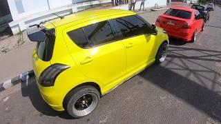 Modified Maruti Swift Petrol Review - Striking Mods | Faisal Khan