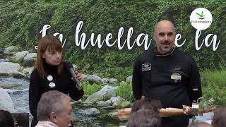 Jamón ibérico de bellota y cava de Extremadura (1) - #ExtremaduraEnFitur