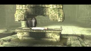 Shadow of the Colossus HD Walkthrough/Gameplay PS3 HD #1