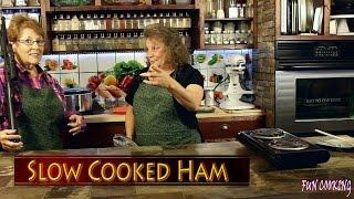 Slow Cooked Ham 313