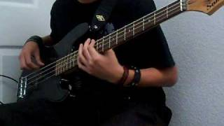 Flyleaf- Beautiful Bride (Bass Cover)