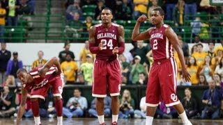 Oklahoma Basketball Update - Second In The Big 12? Thumbnail