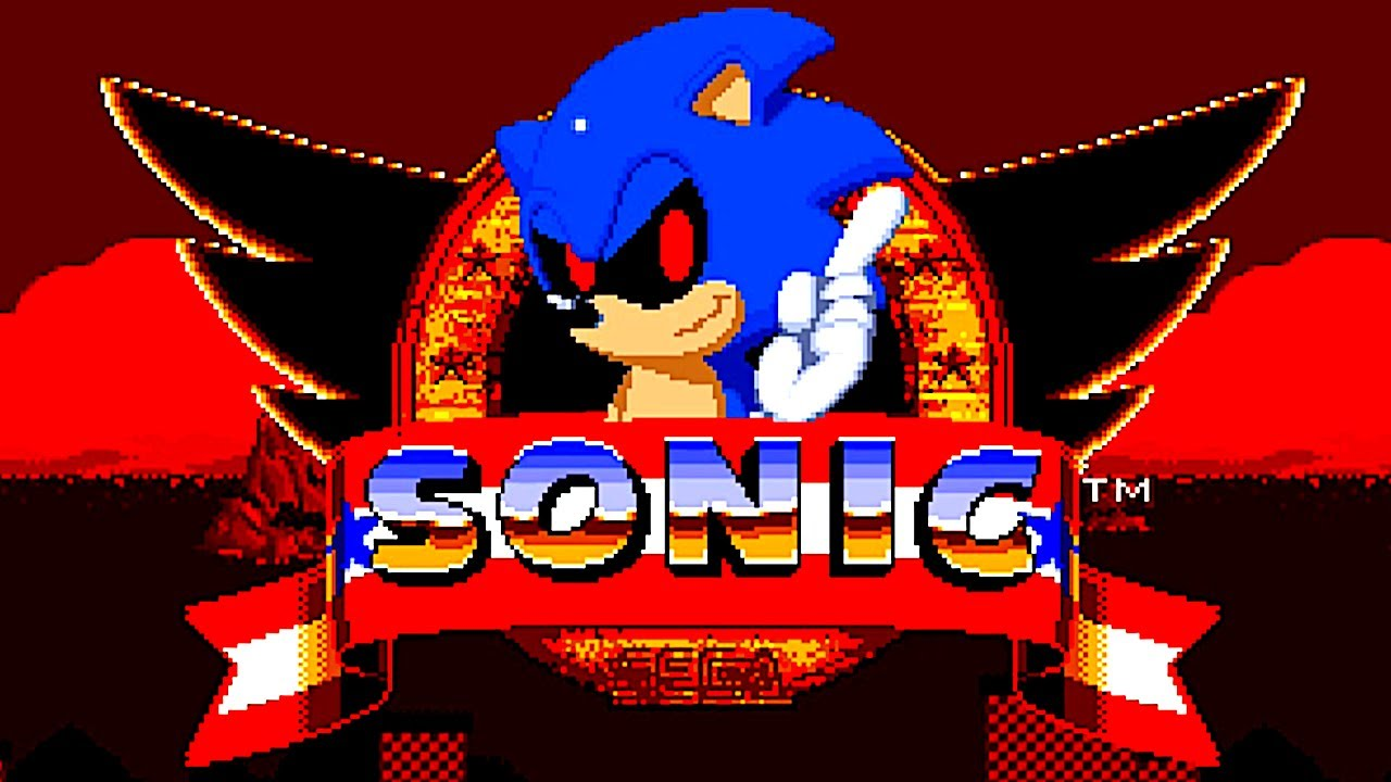 Sonic.Exe: THE END Of All Evil!!
