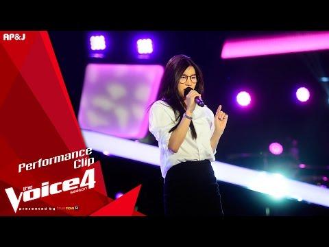 The Voice Thailand - ข้าวโพด  - รักทรหด - 13 Sep 2015