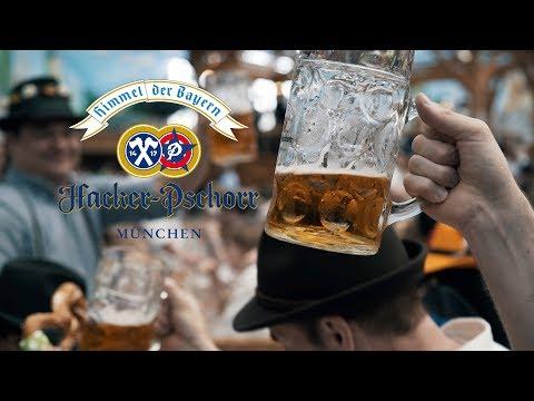 OKTOBERFEST    Aftermovie Hacker-Festzelt Wiesn    Beer Festival Munich