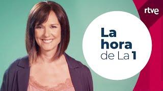 RUEDA DE PRENSA 'LA HORA DE LA 1' con Mónica López