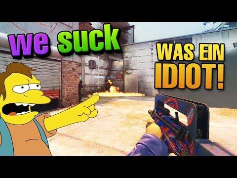 WE SUCK #69 - Haha! Was'n Idiot! Was'n Idiooooot!