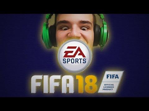 NASHATA PRVA UTAKMICA VO FIFA 18!!