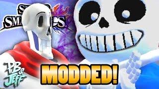 GENOCIDE RUN | Super Smash Bros. Modded