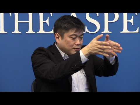 Joi Ito Co-Author of Whiplash: How To Survive Our Faster Future