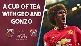Cup of tea with Geo & Gonzo | Fellaini, no director of football and more (inc Moyes, again)