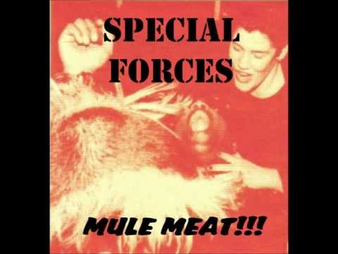 Special Forces - Mulemeat Blues
