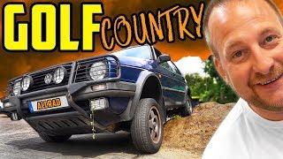 Der etwas ANDERE Golf! - VW Golf II Country - Ölverbrauch / Motor zerlegen!