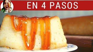 CÓMO HACER BUDÍN DE PAN: Receta fácil en 4 pasos! thumbnail