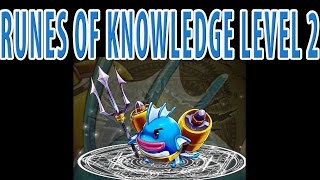 Brave Frontier RPG (EU): Runes of Knowledge Level 2