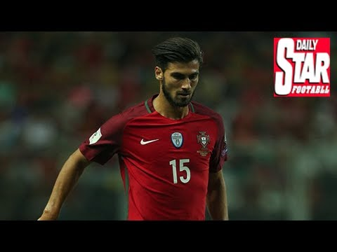 Barcelona block tottenham loan for andre gomes after coutinho failure